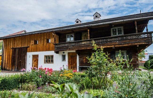 Wagnerhaus Oberhaching Ansicht