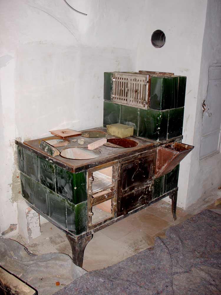 Küche Wagnerhaus