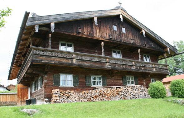 Ansicht Wagnerhaus Oberhaching