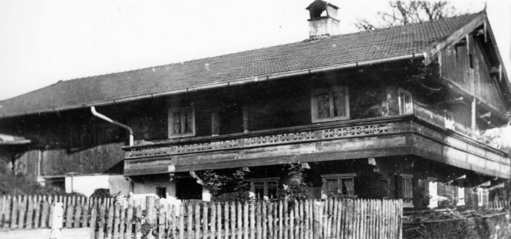 Wagnerhaus Oberhaching Aussenansicht