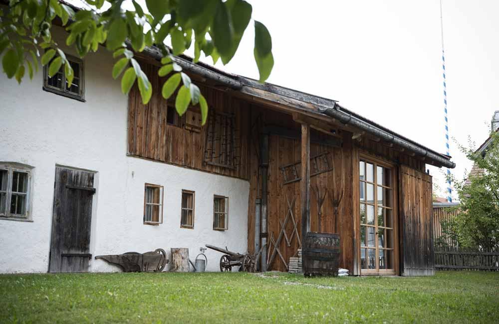 Wagnerhaus Tenne Veranstaltung Oberhaching