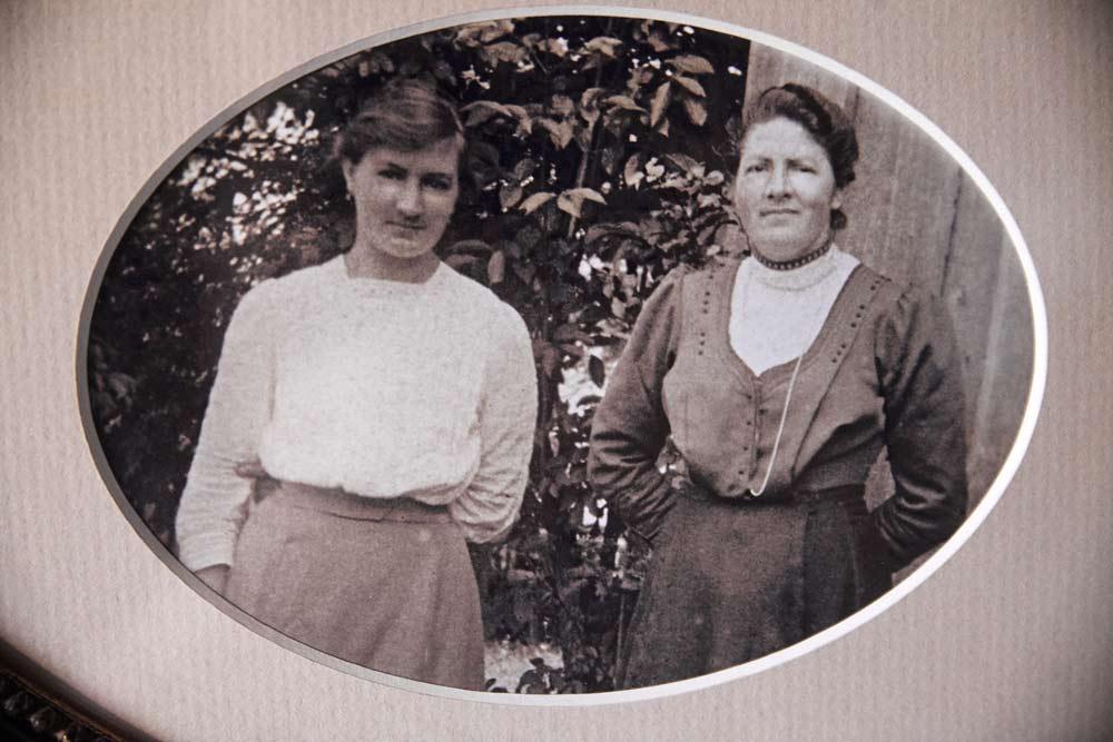 Regine und Anna