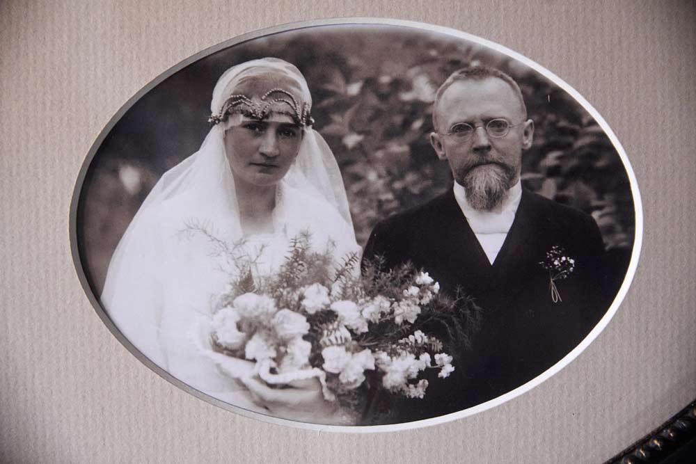 Hochzeit von Anna und Herrn Hofmann