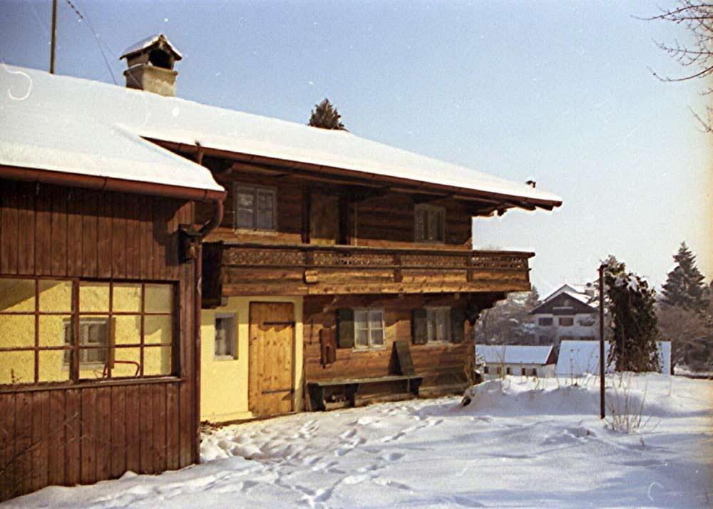 Wagnerhaus ehemals